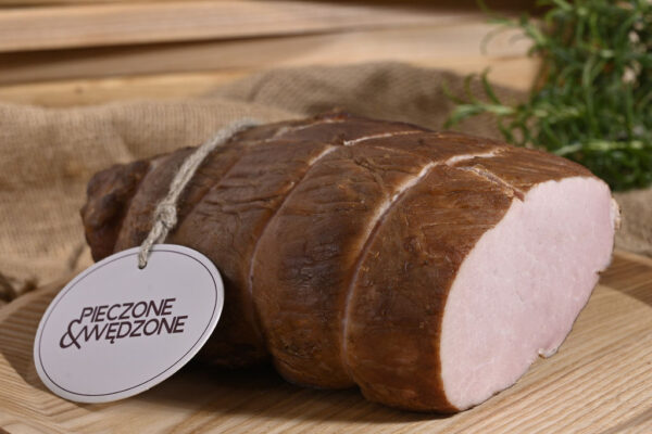 Szynka tradycyjna Pieczone&Wędzone