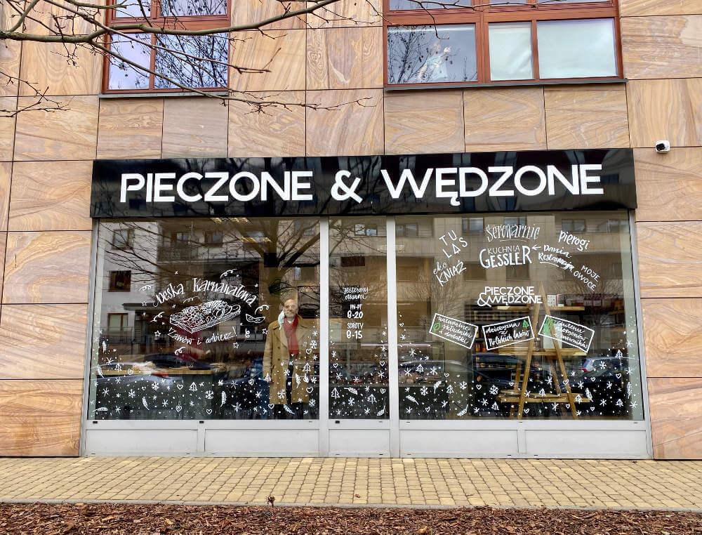 Pieczone&Wędzone sklep Warszawa